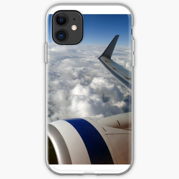 Airplane mode........on iPhone Soft Case
