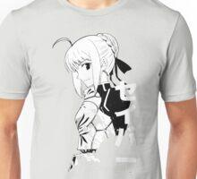 Fate/Stay night & Fate/Zero - SABER Unisex T-Shirt