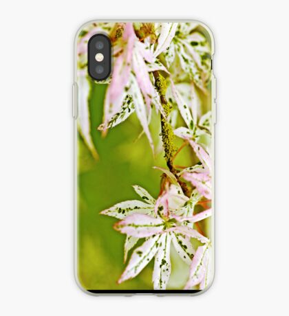 Maple Madness iPhone case. iPhone Case
