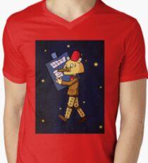 Halloween Doctor Who Mens V-Neck T-Shirt
