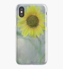 Helianthus Annuus I Phone Case iPhone Case/Skin