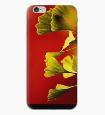 Vivid Ginkgo iPhone case. iPhone Case