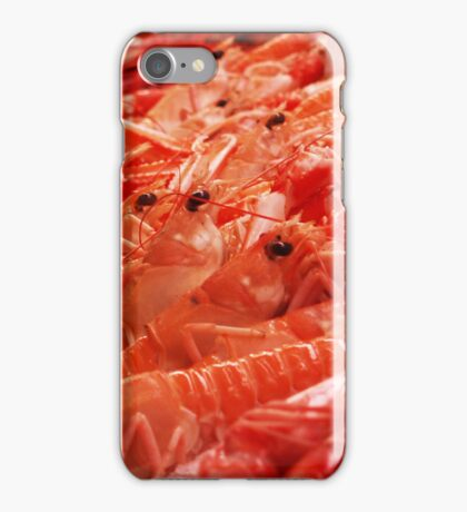 Shrimps iPhone Case/Skin