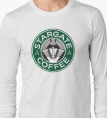 Stargate sg1 Coffee T-Shirt