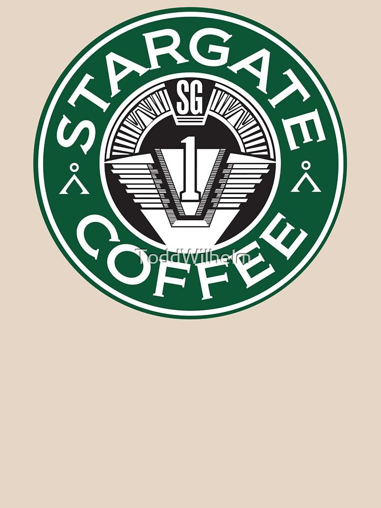 Stargate sg1 Coffee | Unisex T-Shirt