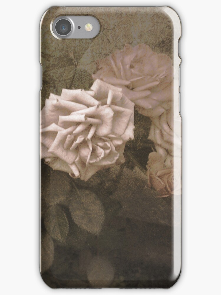 Old Pink- I Phone Case by Diane Johnson-Mosley