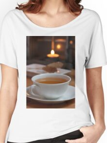 Teatime Women's Relaxed Fit T-Shirt