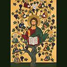 Ambelos Jesus by marinella