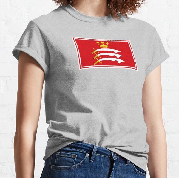 Middlesex Flag Stickers, Gifts and other Products Classic T-Shirt