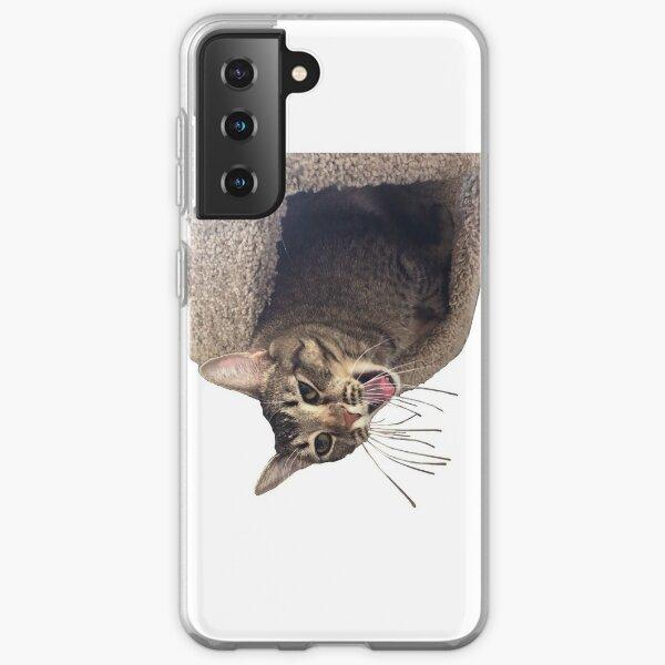 Happy Cat Samsung Galaxy Soft Case