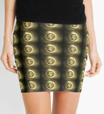 Solar Ellipse Mini Skirt