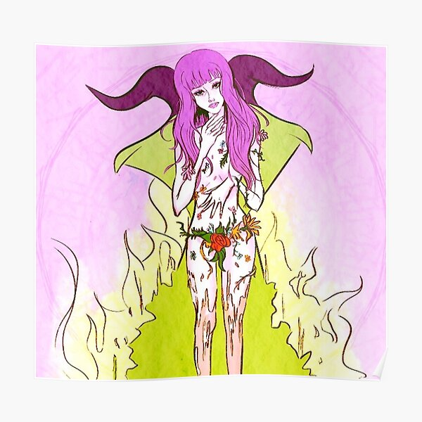 Belladonna Of Sadness Posters Redbubble