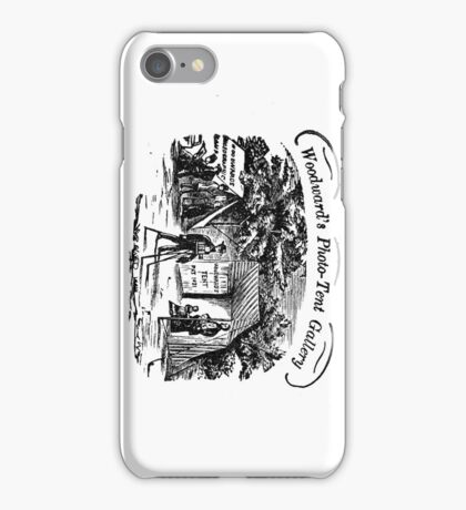 Woodward's Tent Gallery iPhone Case/Skin
