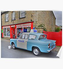 Yorkshire: Heartbeat Country Poster
