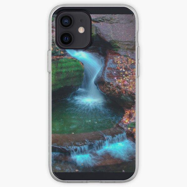 Adams Falls (iPhone Case) iPhone Soft Case