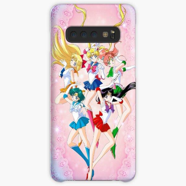 Strawberry Moon ~ Sailor Moon Inner Senshi Samsung Galaxy Snap Case