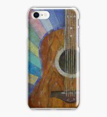 Guitar Sunshine iPhone Case/Skin