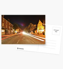 Light Traffic - Lindfield #1 Postcards