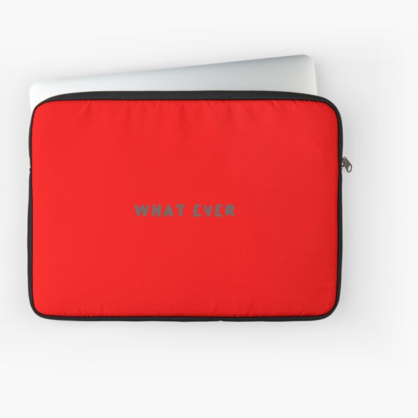 Scripture: What Ever Laptop Sleeve