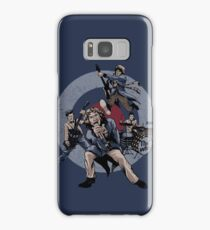 The WHOs Samsung Galaxy Case/Skin