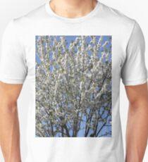 White blossom Unisex T-Shirt
