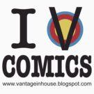 I V:IP Comics by Victor  Dandridge