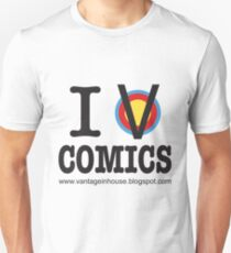 I V:IP Comics Unisex T-Shirt