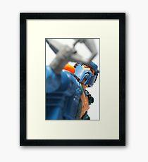 Hacker Framed Print