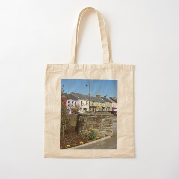 Carndonagh, County Donegal Cotton Tote Bag