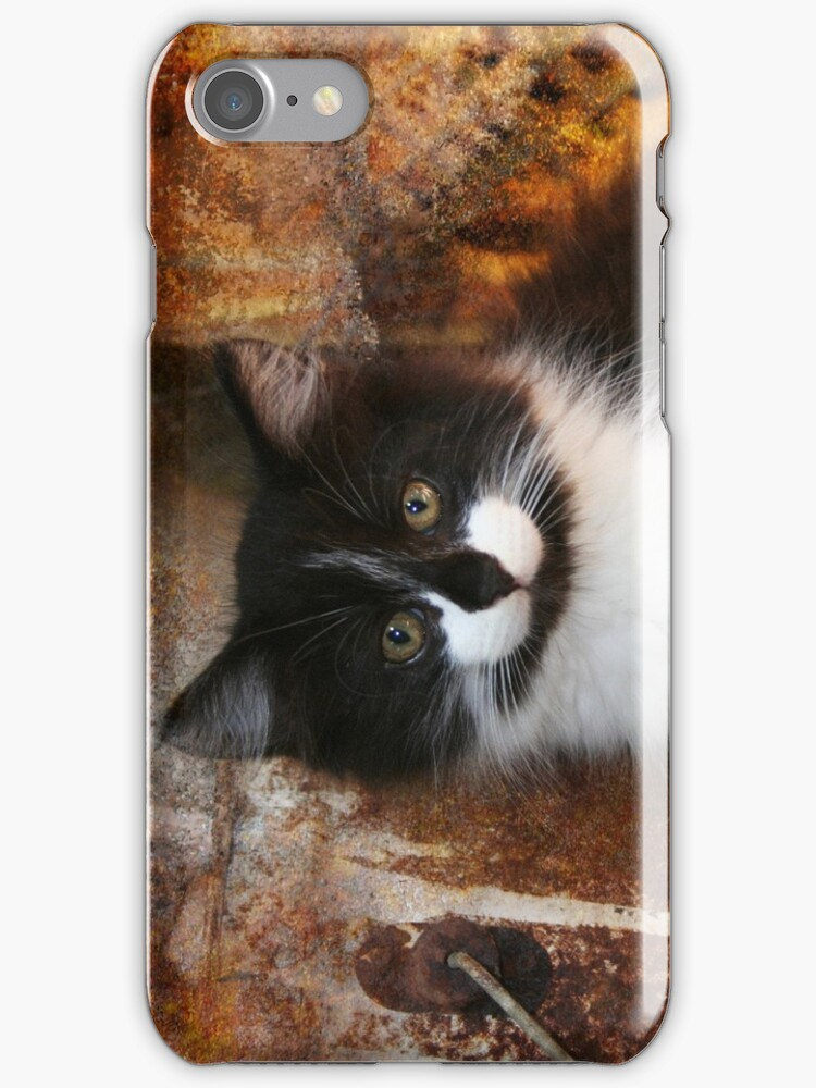 Rusty (iPhone case) by jewelskings