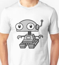 GZZRKEE - The Robot Unisex T-Shirt