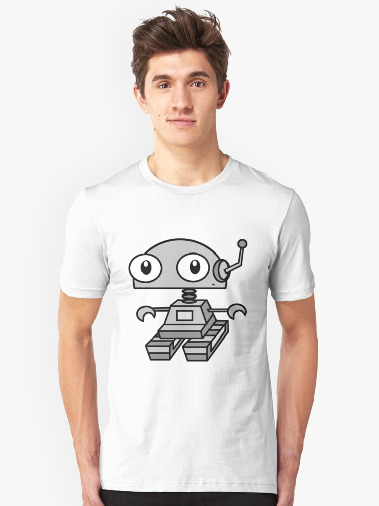GZZRKEE - The Robot by notebookstudio