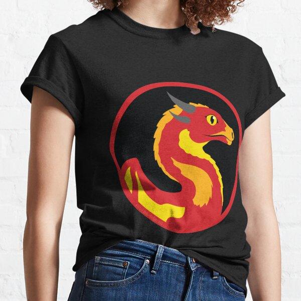 High Fire Dragon Classic T-Shirt