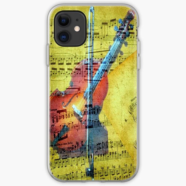 Make beautiful music!!! © iPhone Soft Case