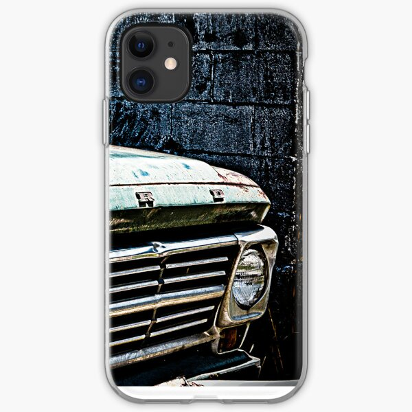 In The Middle Of Nowhere iPhone Case iPhone Soft Case