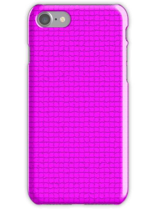 Vibrant Pink Case by Nick Martin