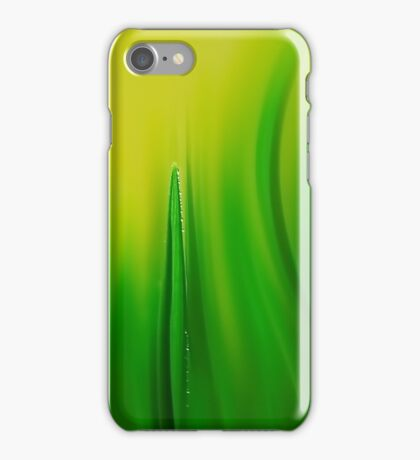 grass green - iphone case iPhone Case/Skin