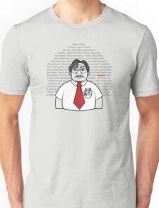 Milton's Monologue  T-Shirt