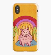 Pigsuit ( Iphone case ) iPhone Case