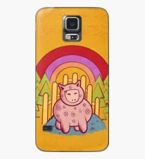 Pigsuit ( Iphone case ) Case/Skin for Samsung Galaxy