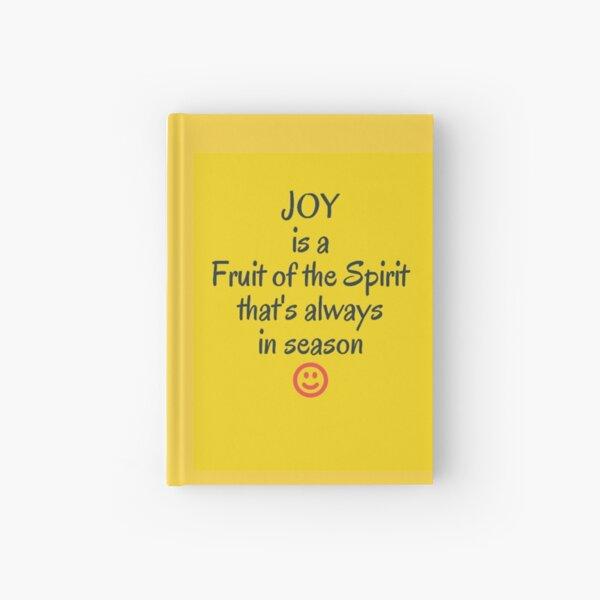 Joy in all season Hardcover Journal