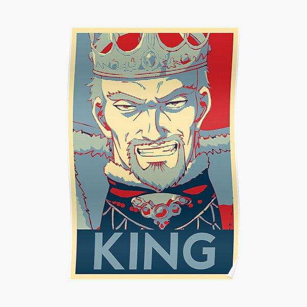 Askeladd King Poster