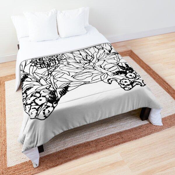 Australian Flora & Fauna Comforter