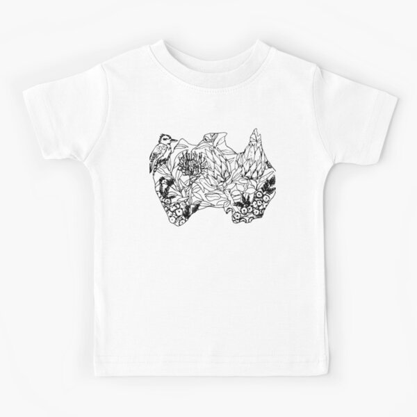 Australian Flora & Fauna Kids T-Shirt