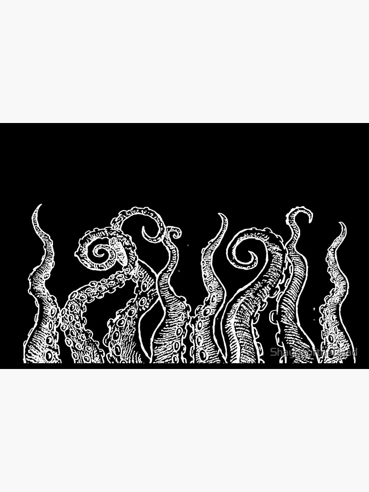 Tentacles by ShayneoftheDead