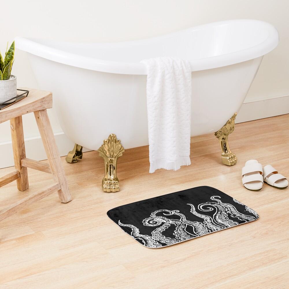 Tentacles Bath Mat