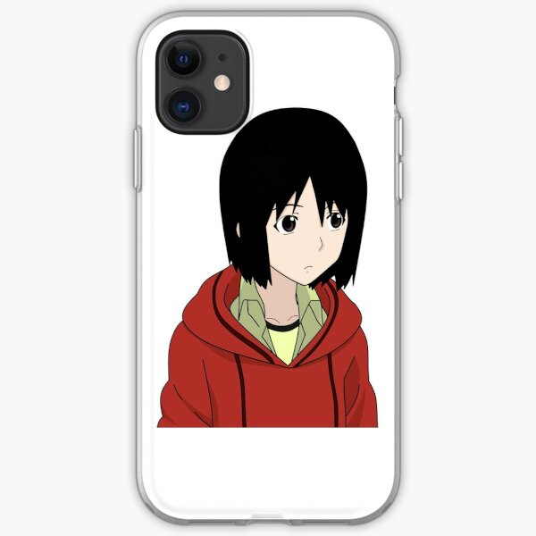 Misaki Nakahara iPhone Soft Case