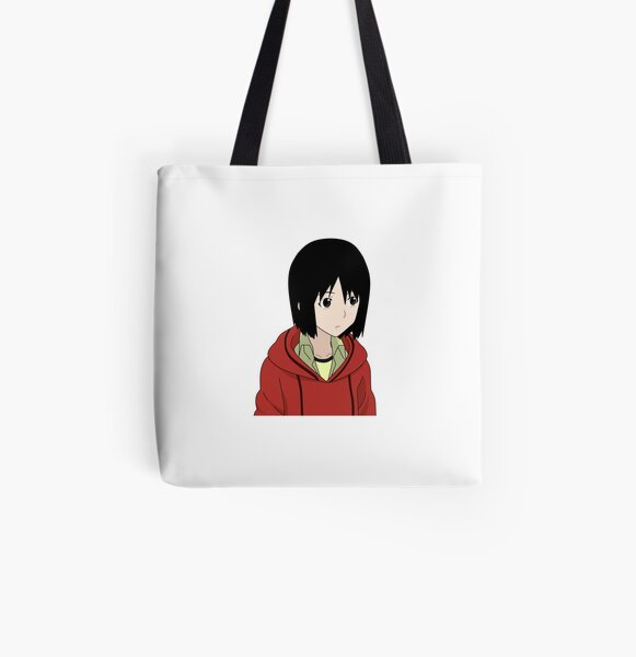 Misaki Nakahara All Over Print Tote Bag