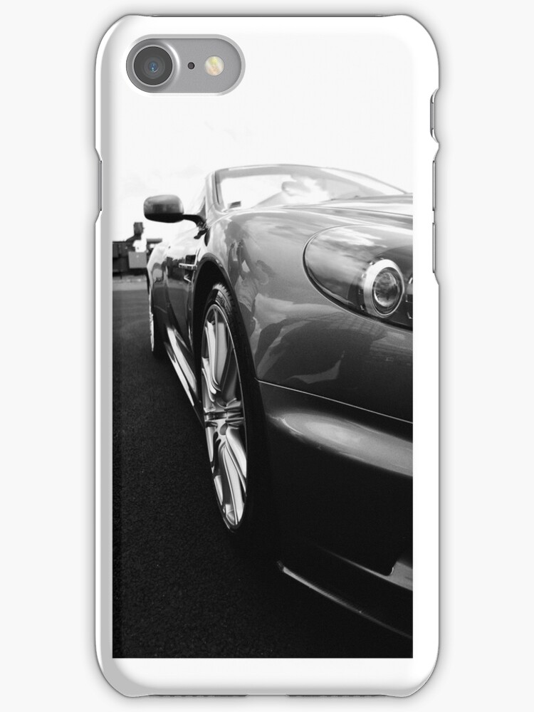 iPhone Case: Aston Martin DBS by Yhun Suarez