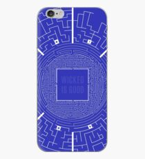 The Maze Runner Blueprints iPhone Case